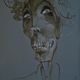 Portret śmiertelny