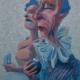 Artysta, jego tykwa, muza oraz dzieło