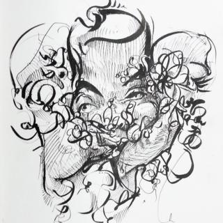 Bukiet twarzowy
